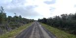 A long long road.